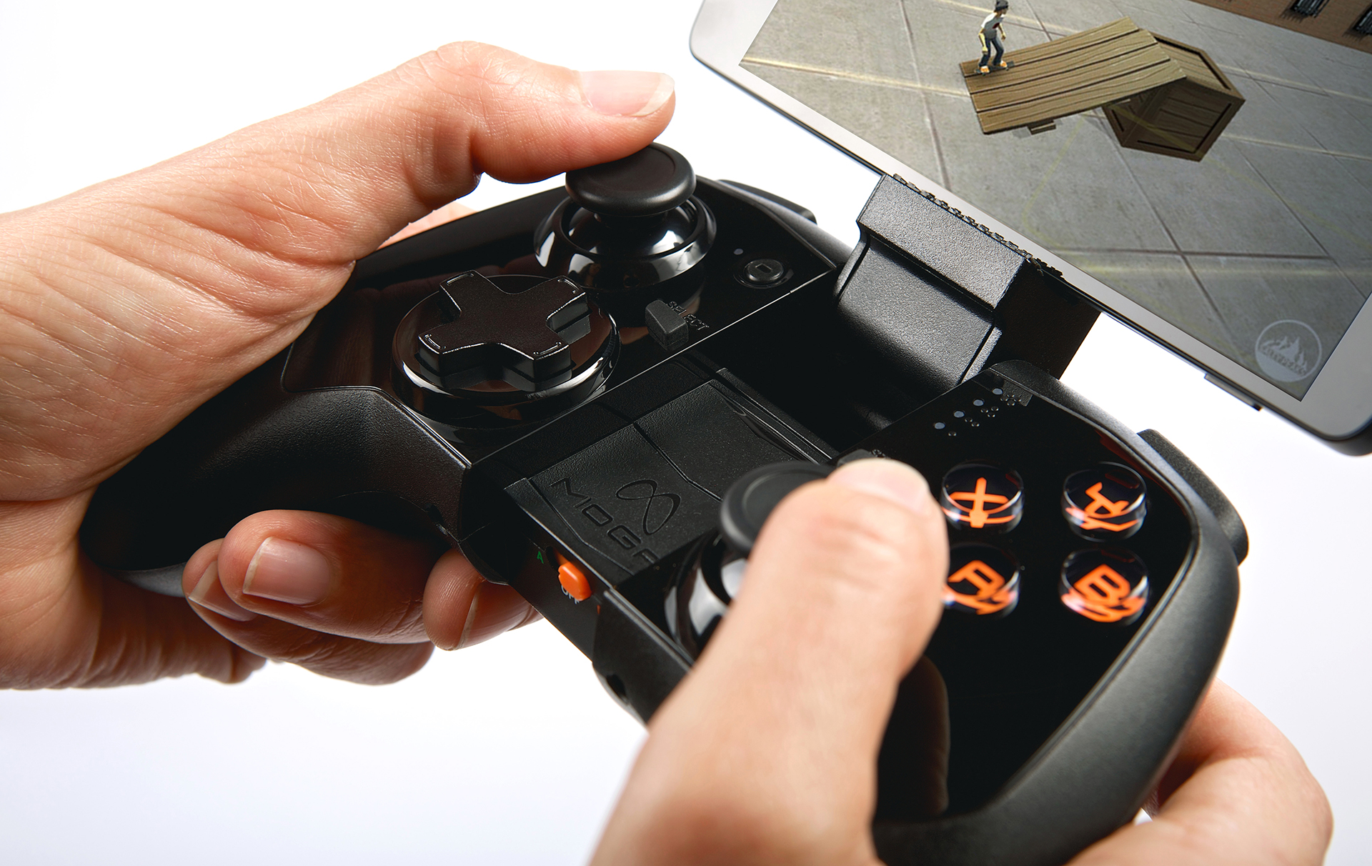 MOGA Game Controller Product Design