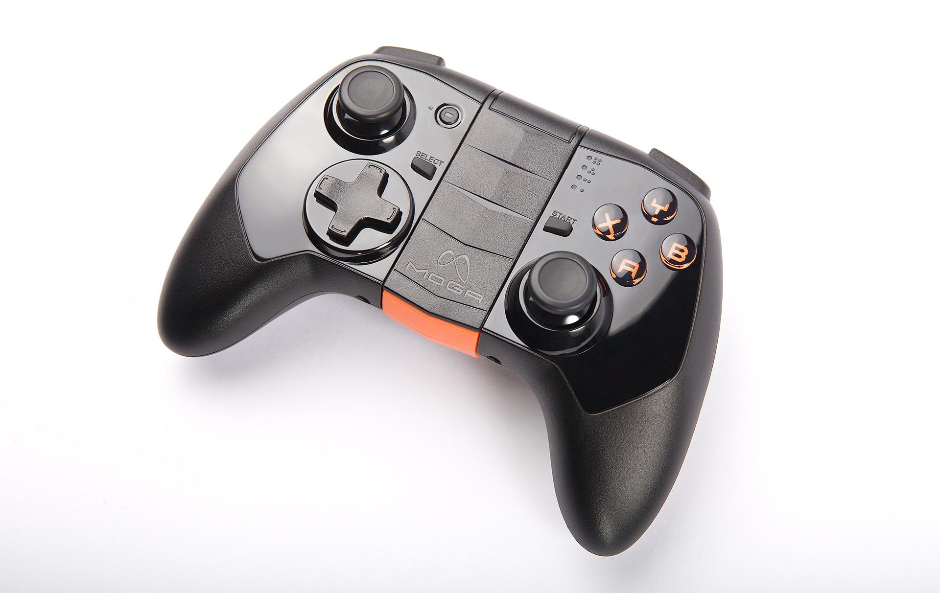 MOGA Game Controller Product Design 2