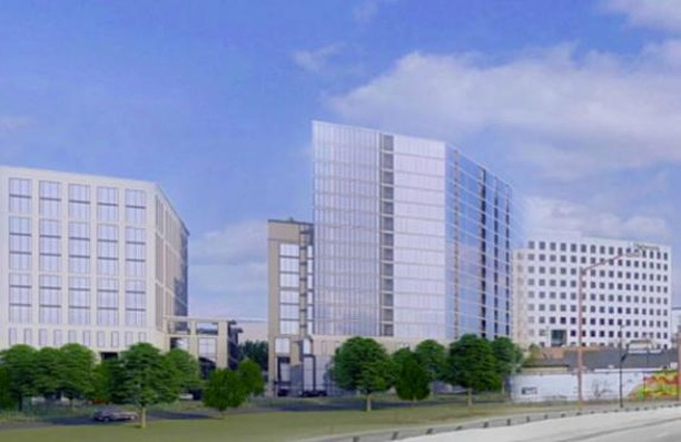 A high profile site on Murphy Rd. has sold for $7.4M. A mixed-used development is in the works for this location at 3415 Murphy Rd. in Nashville. Brentwood based GBT Realty plans to build a 14-story building featuring residential, retail, restaurant and hotel space. Nashville-based Gresham Smith will be handling the design. #CRE #Nashville
