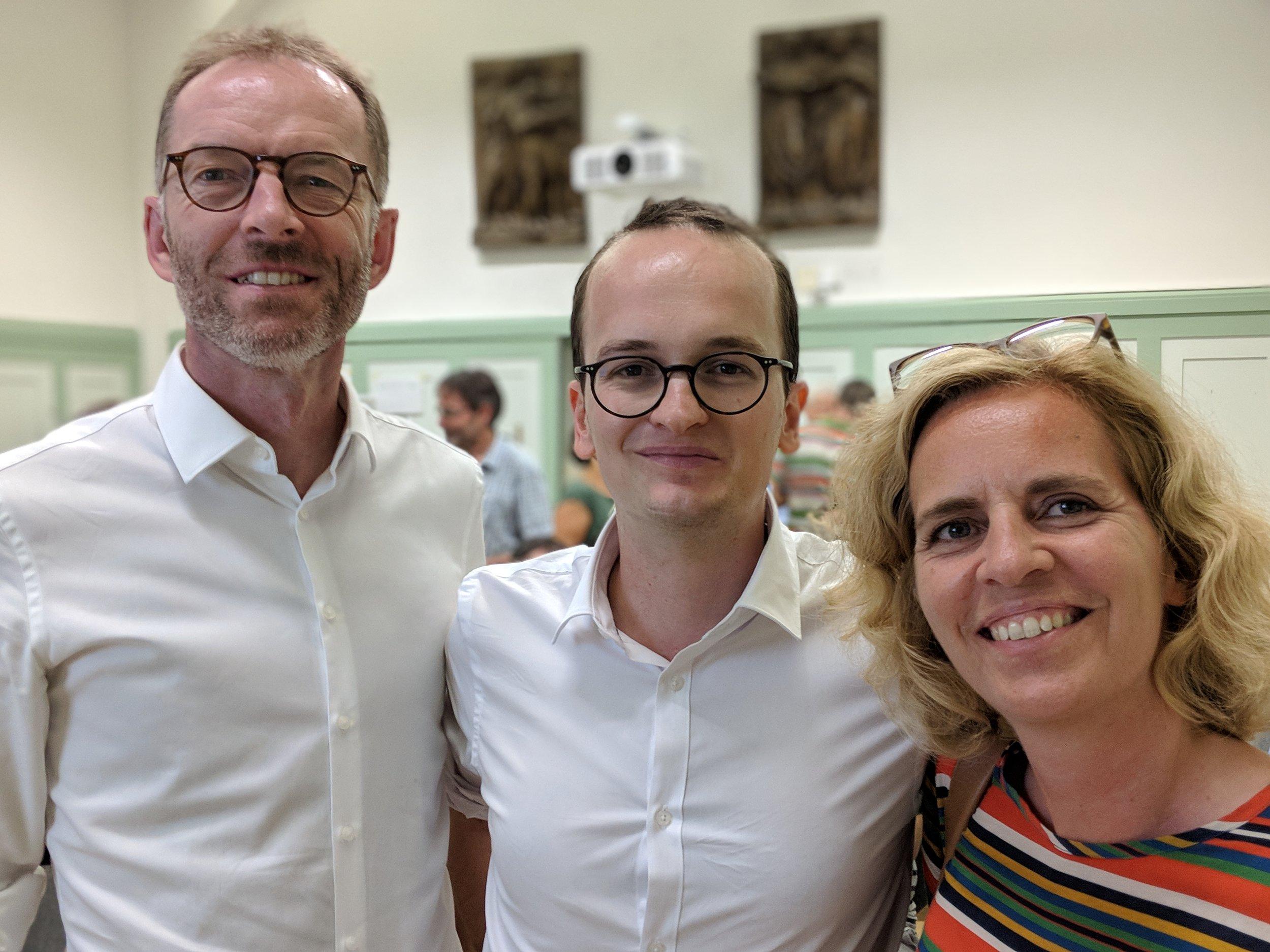 Nomination, 23.08.2018, Bild: Balthasar Glättli