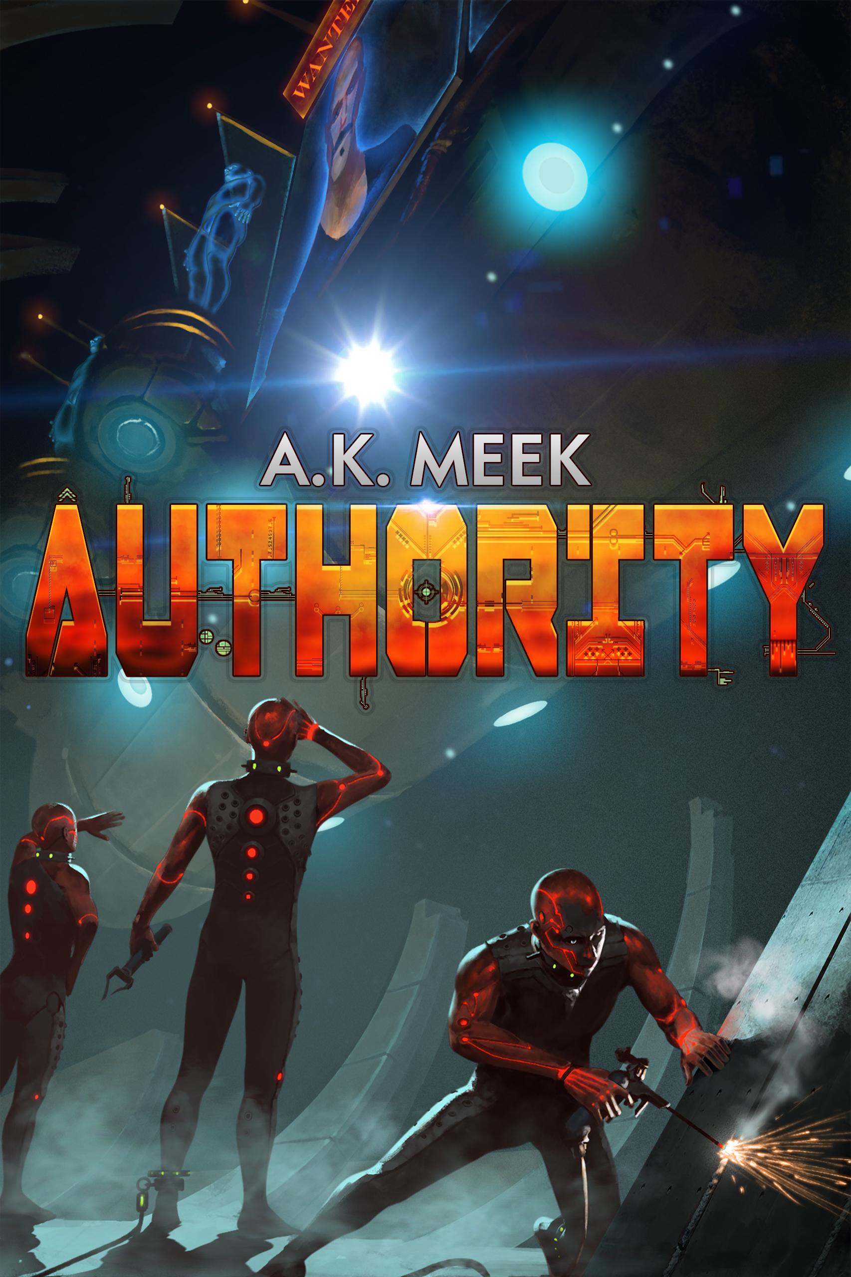 Authority   A.K. Meek .