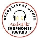 2019 AudioFile Earphones Award Winner -