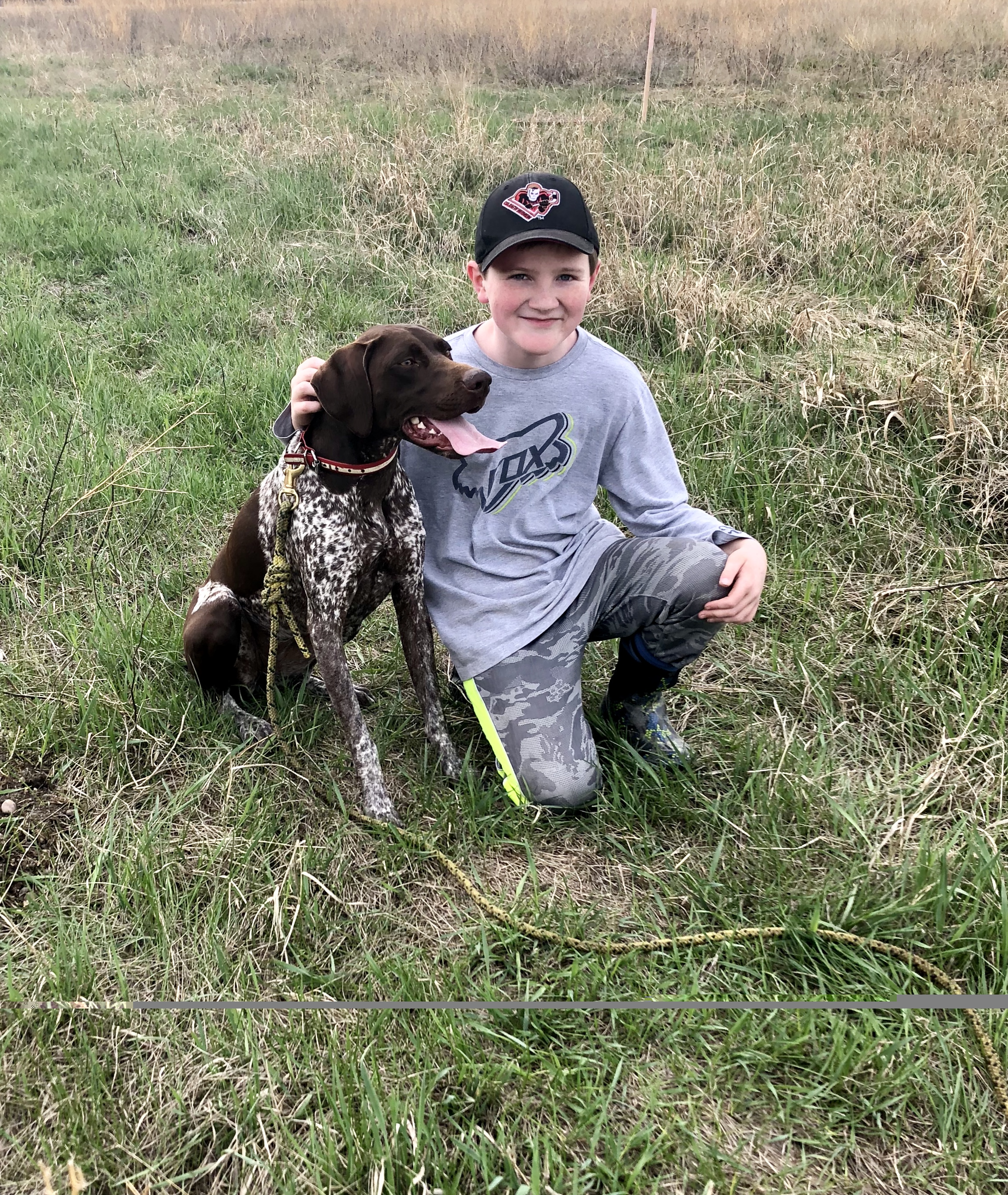 My oldest son loves being a part of the excitement around here. We have built some special bonds with our 4-legged guests and our goal is to build a lasting relationship with you so we can continue to enjoy your pets' friendship.