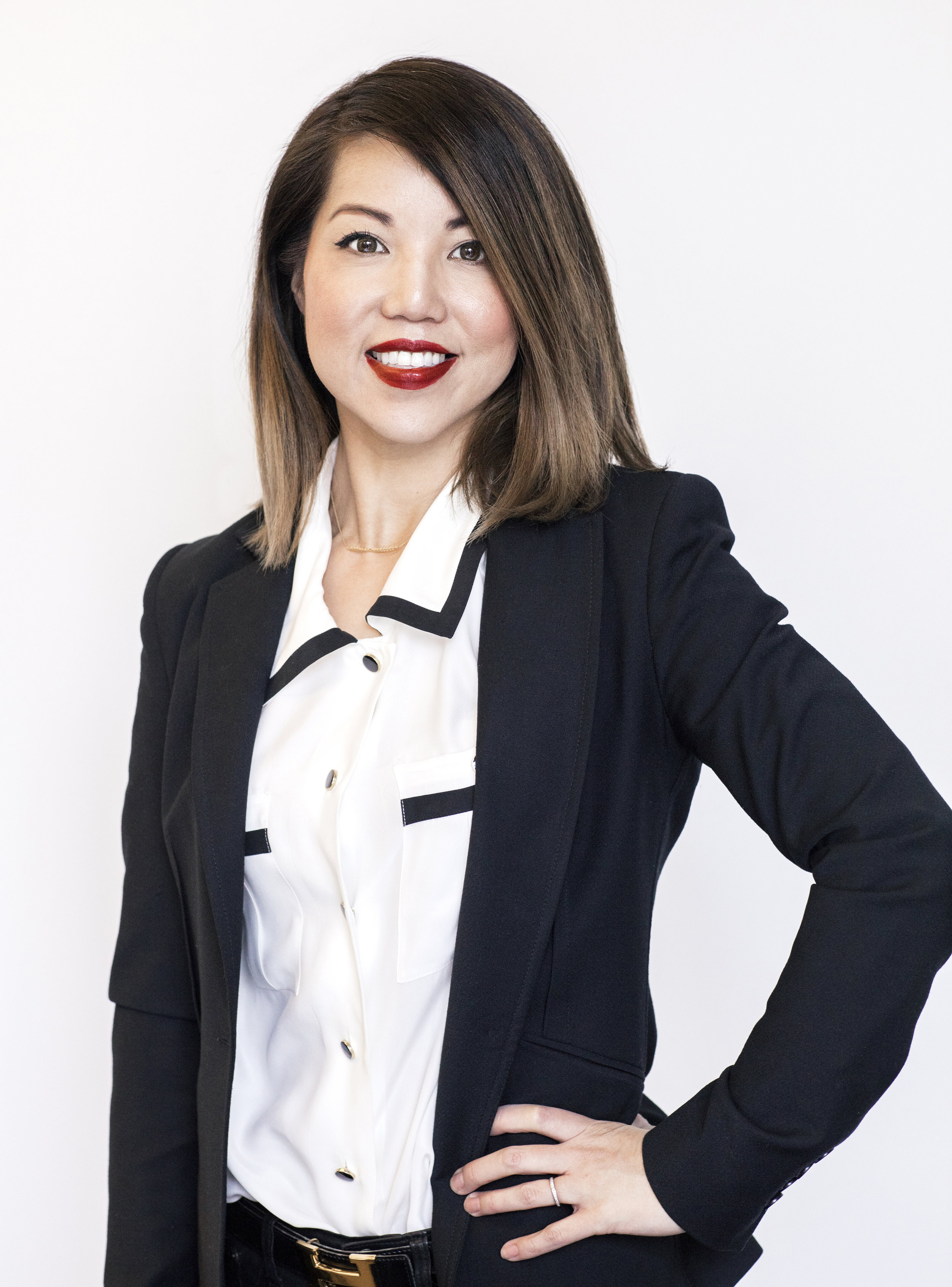 Elise Whang - fashion entrepreneur, CEO & co-founder of luxury goods brand LePrix (formerly SnobSwap)
