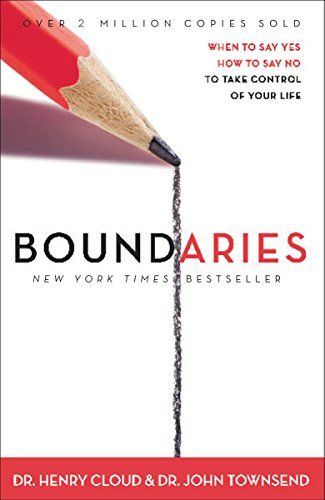 Boundaries   Having clear boundaries is essential to a healthy, balanced lifestyle. A boundary is a personal property line that marks those things for which we are responsible. In other words, boundaries define who we are and who we are not. Boundaries impact all areas of our lives...