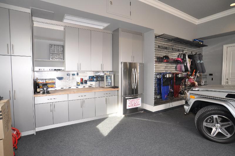 Garages -