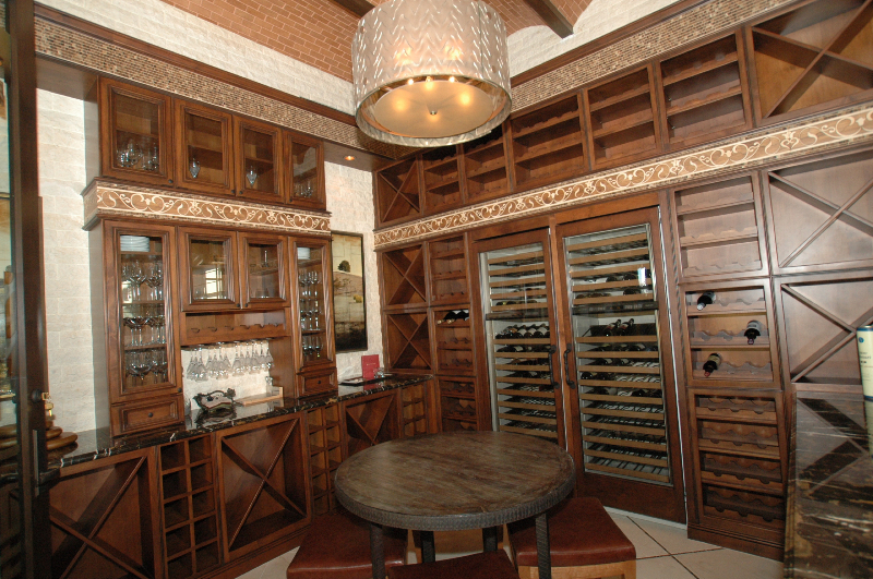Wine Rooms -