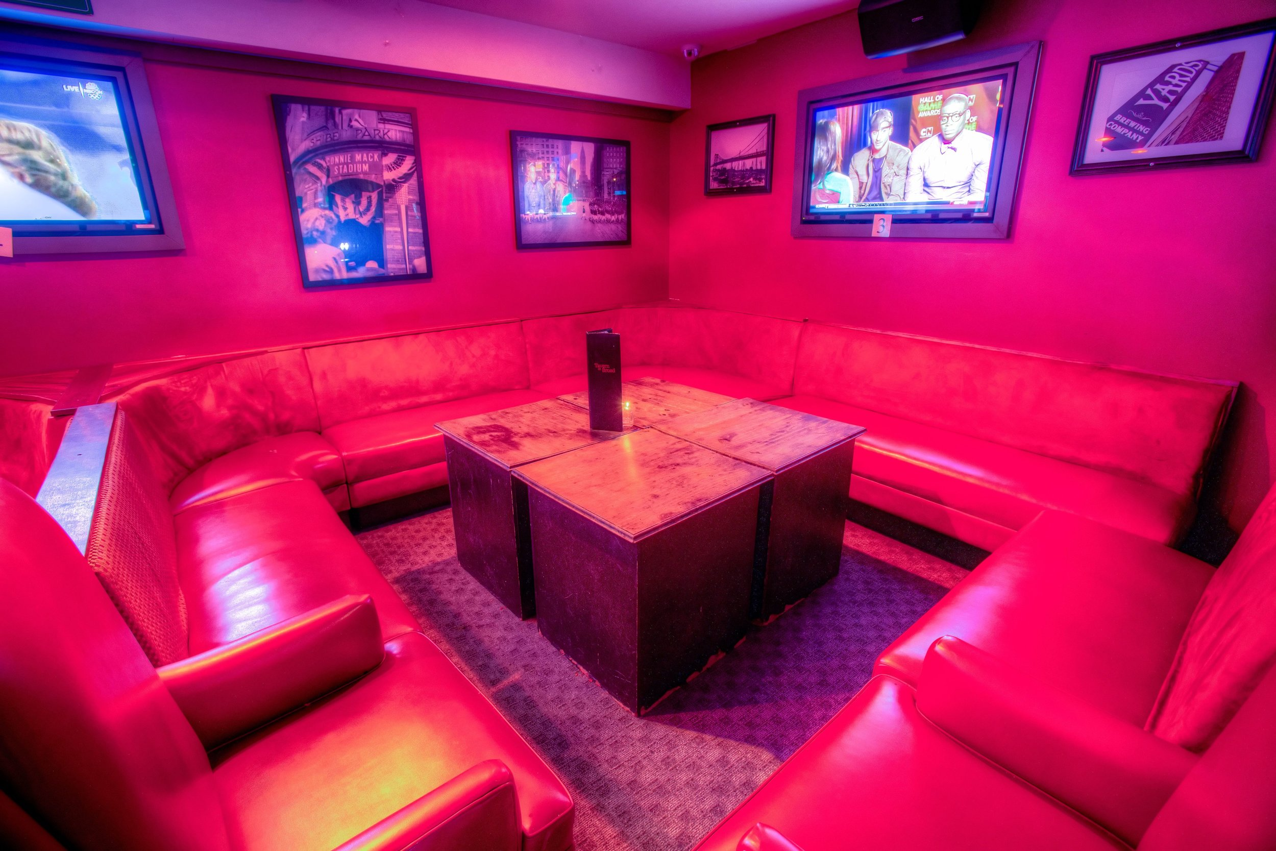 The Red Light Lounge