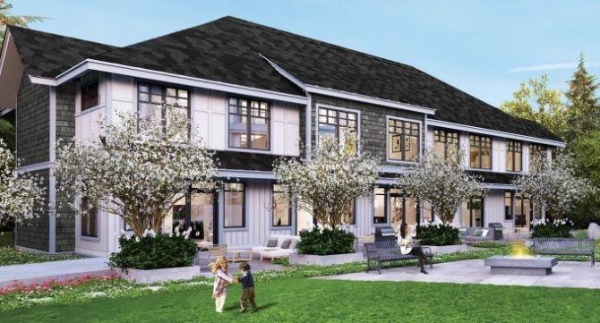 Project by Woodbridge Northwest Communities