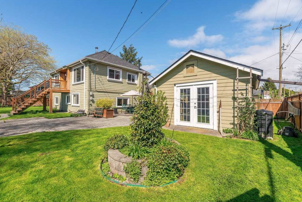 Listed by Tobias Der of Amex Broadway West Realty