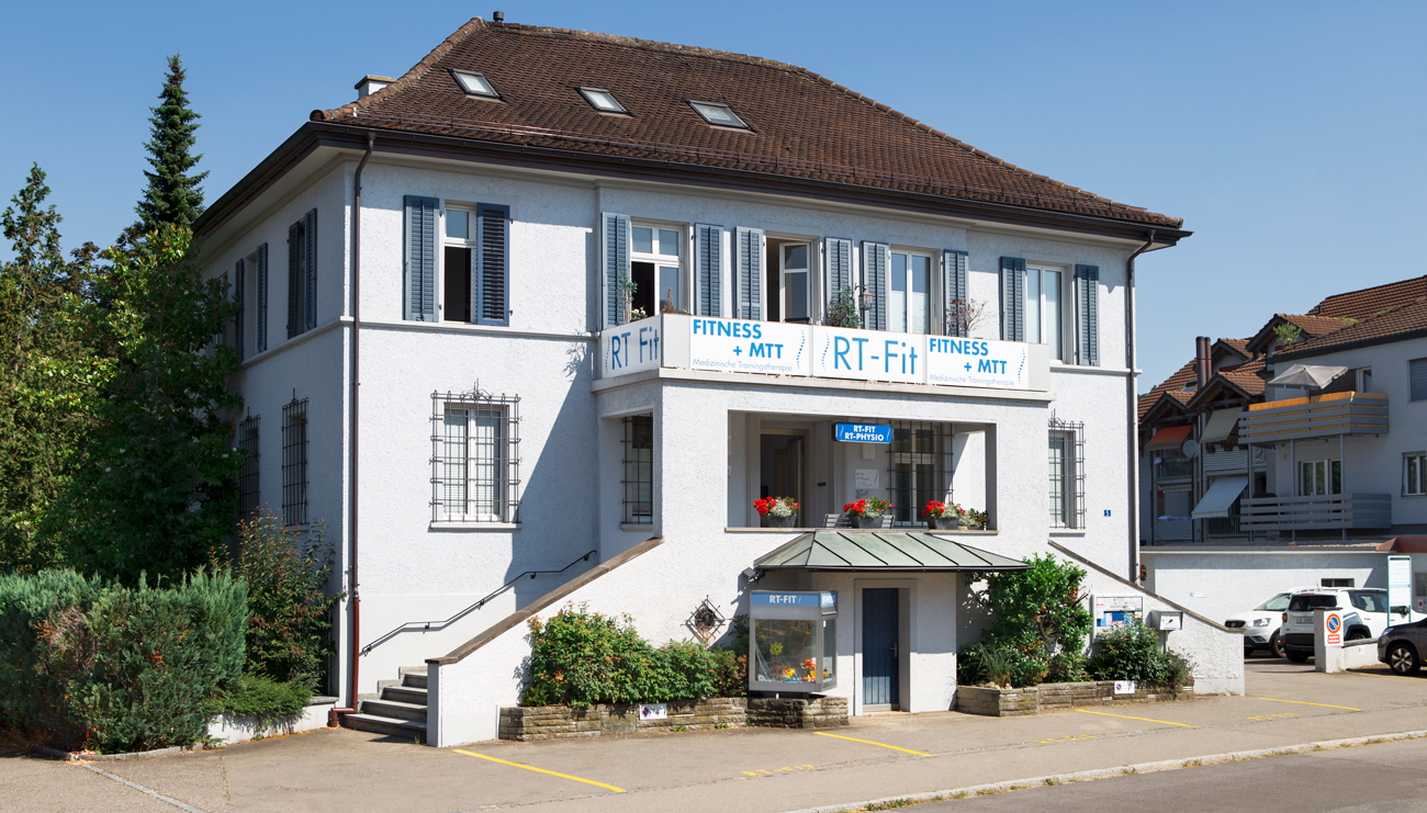 RT-Fit & RT-Physio Praxis in Müllheim seit 1993.