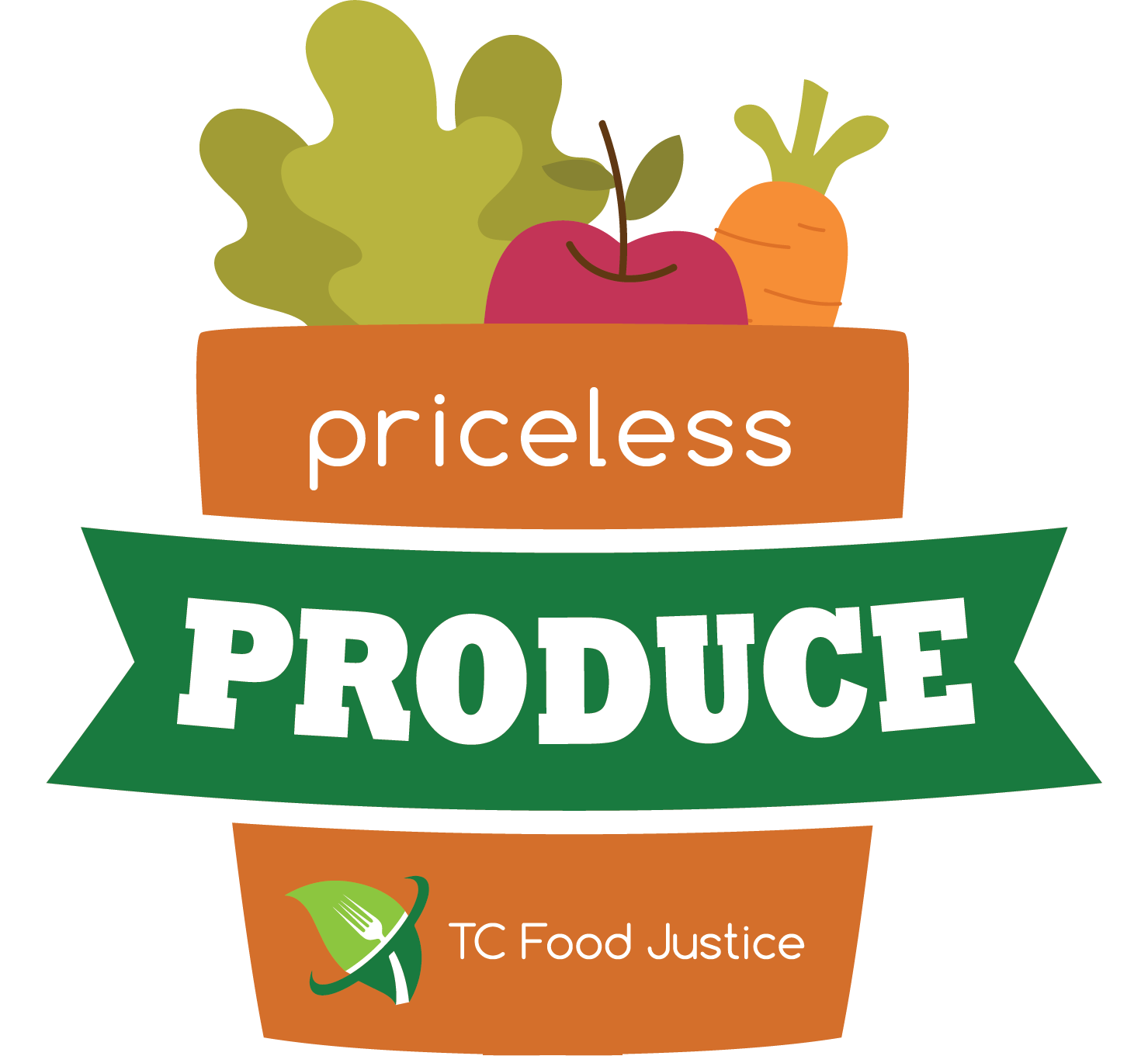 PRICELESS PRODUCE PROGRAM - Working collaboratively with the residents of a 199- unit public housing high-rise building in Minneapolis, we created and launched a new pilot program in Spring 2019, the Priceless Produce Program (PPP). The idea behind PPP is simple; PPP reduces barriers to accessing high quality, fresh foods for those who need them most. With this in mind, we worked with the residents to create a free, weekly pop-up market in their building featuring fresh produce and nutrient rich breads. The weekly food distribution event has helped to eliminate the cost and travel concerns many of the residents used to face when trying to access fresh foods for their households. It has also provided a weekly social opportunity for residents volunteering to help with the event and for those coming to select their own fresh food. Residents have expressed how grateful they are to have something like this in their building. Several have also shared that this is the first time in their lives they've had regular, weekly access to high quality, fresh produce.