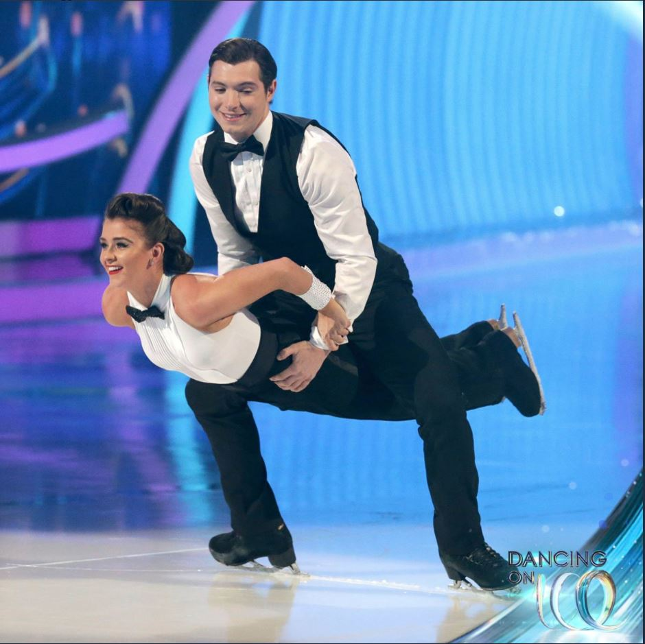 Brooke Vincent & Matej Silecky   , Dancing On Ice 2018, Week 7