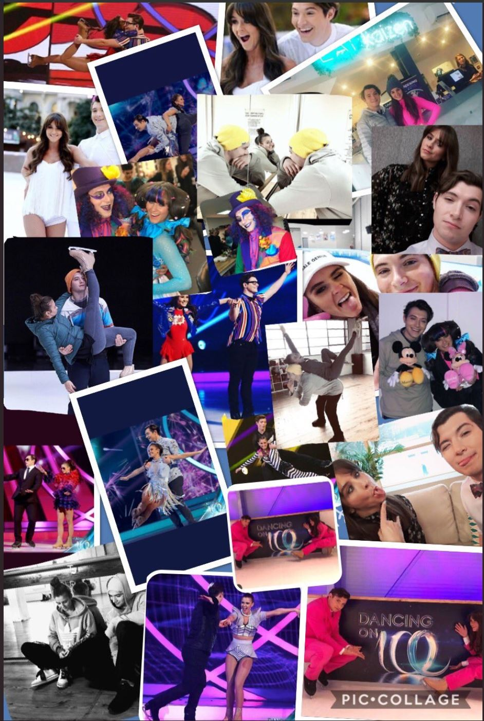 You fans were Amazing! Brooke Vincent & Matej Silecky,  Dancing On Ice  Season 10