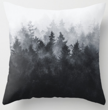 The Heart of My Heart // Midwinter Edit Throw Pillow by Tordis Kayma @ Society6