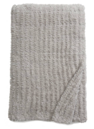 Nordstrom at Home Lazy Days Faux Fur Throw Blanket