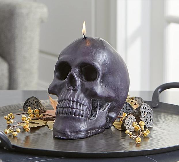 Skull Candle @ Crate & Barrel