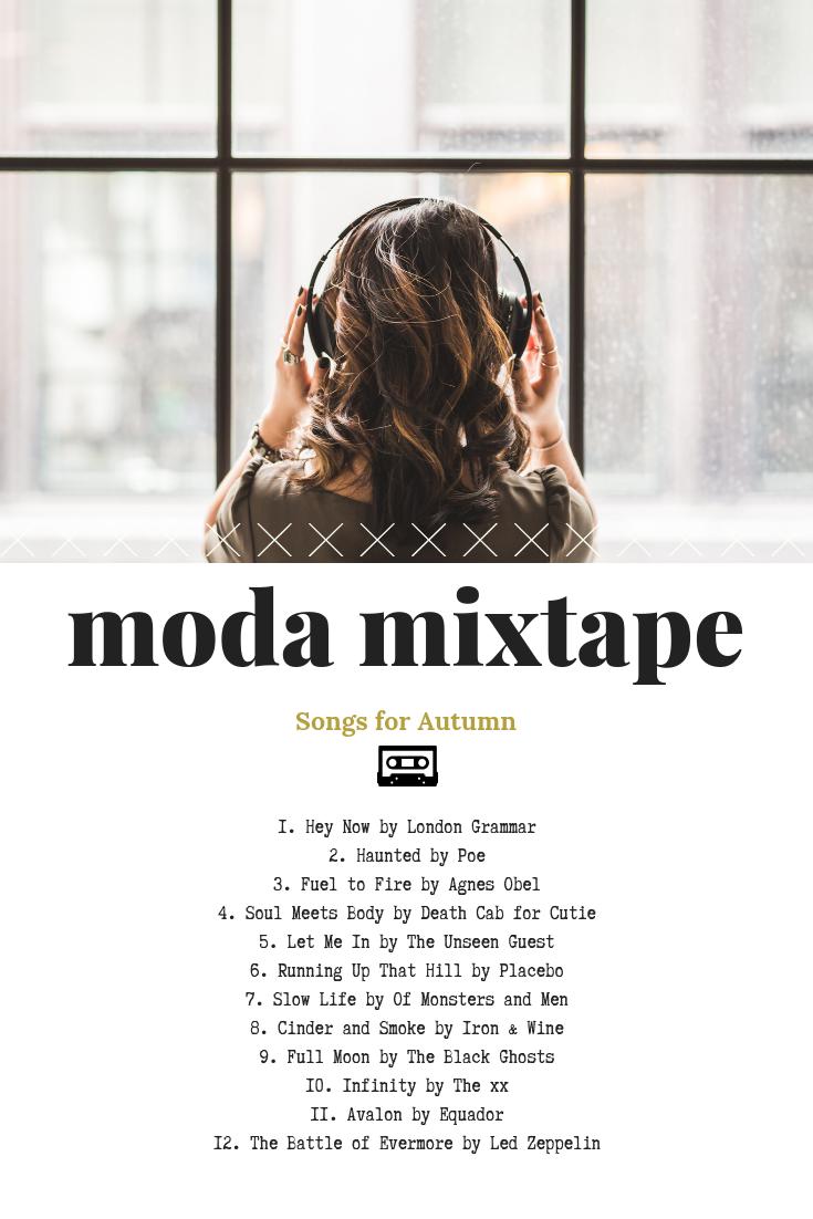 Moda Mixtape - Songs for Autumn playlist.png