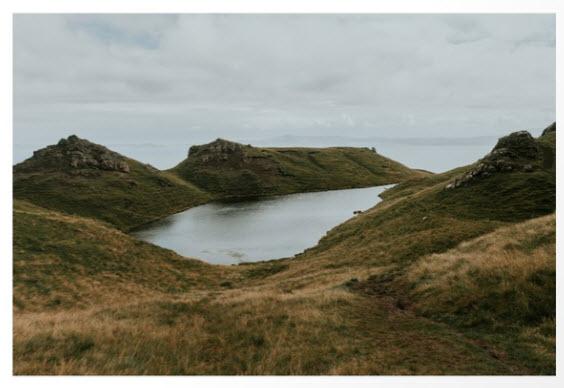 Skye Lake by Michael Schauer