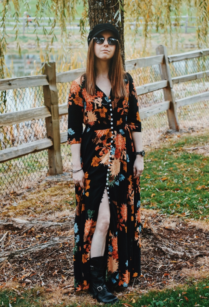 Floral maxi dress with combat boots.jpg