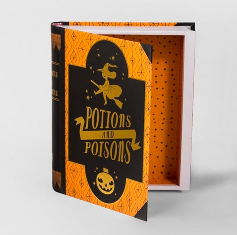Hallows Eve Potions & Poisons Decorative Book.jpg