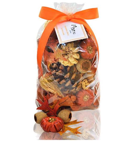 Manu Home Pumpkin Spice Potpourri Bag