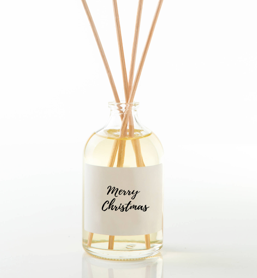 Personalised Lavender Lemongrass Diffuser with Custom Made Label.png