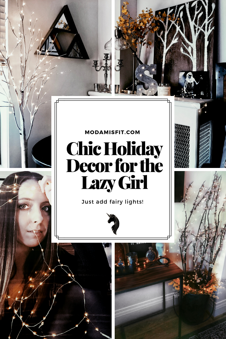 Chic Holiday Decor for the Lazy Girl.png