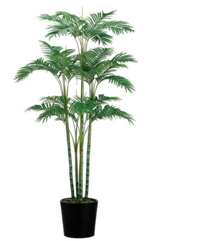 Pier 1 - Faux Areca Palm Tree