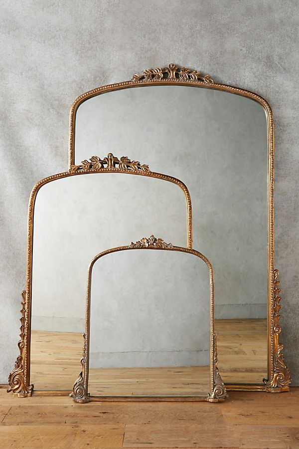 Anthropologie - Gleaming Primrose Mirror