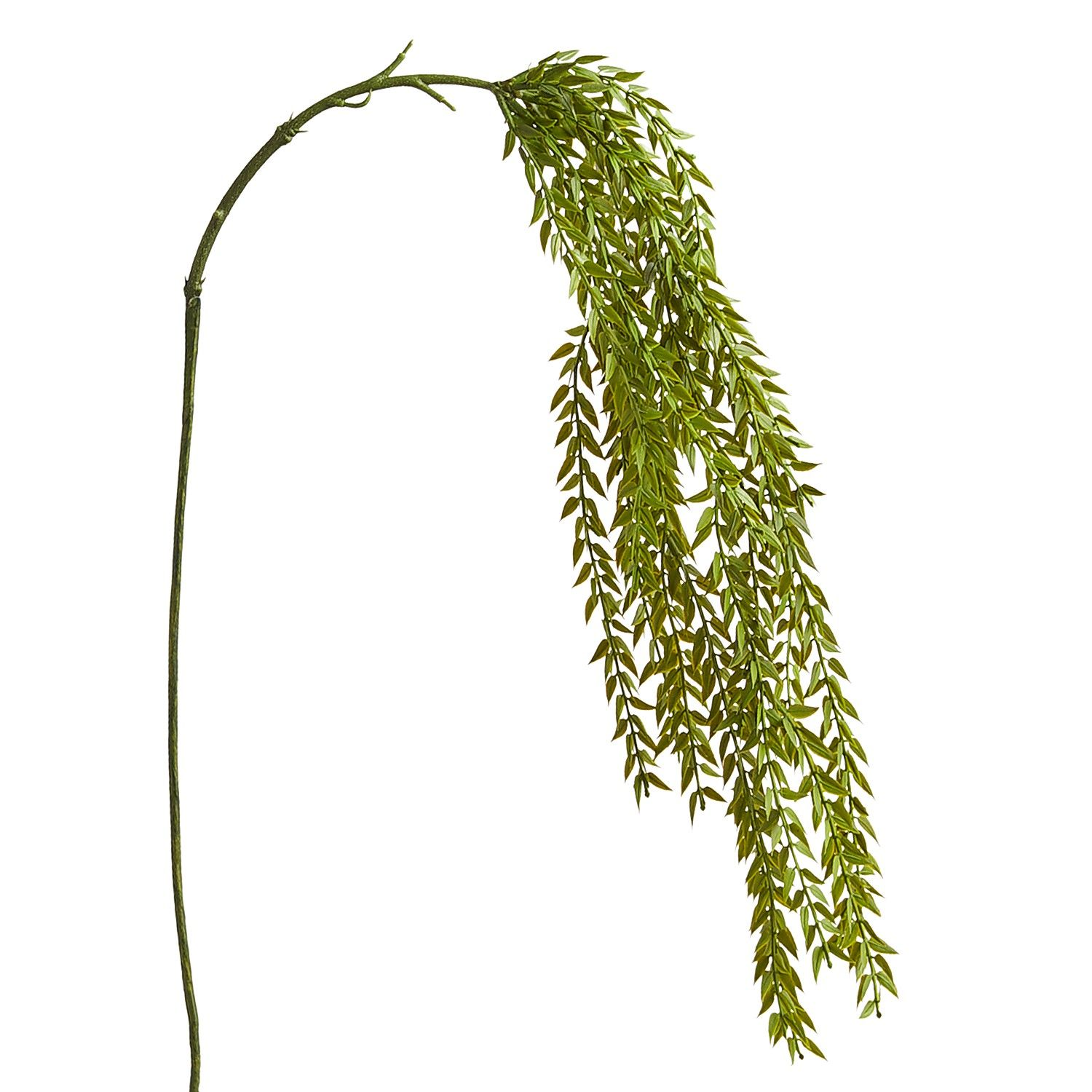 Pier 1 - Hanging Faux Willow Leaves Stem