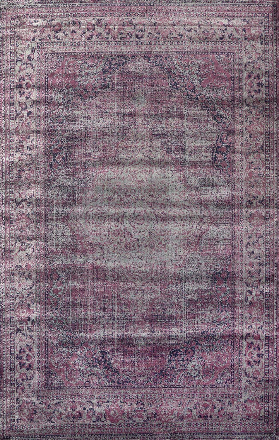 Amazon - nuLOOM CFVI04A Medallion Marlana Area Rug