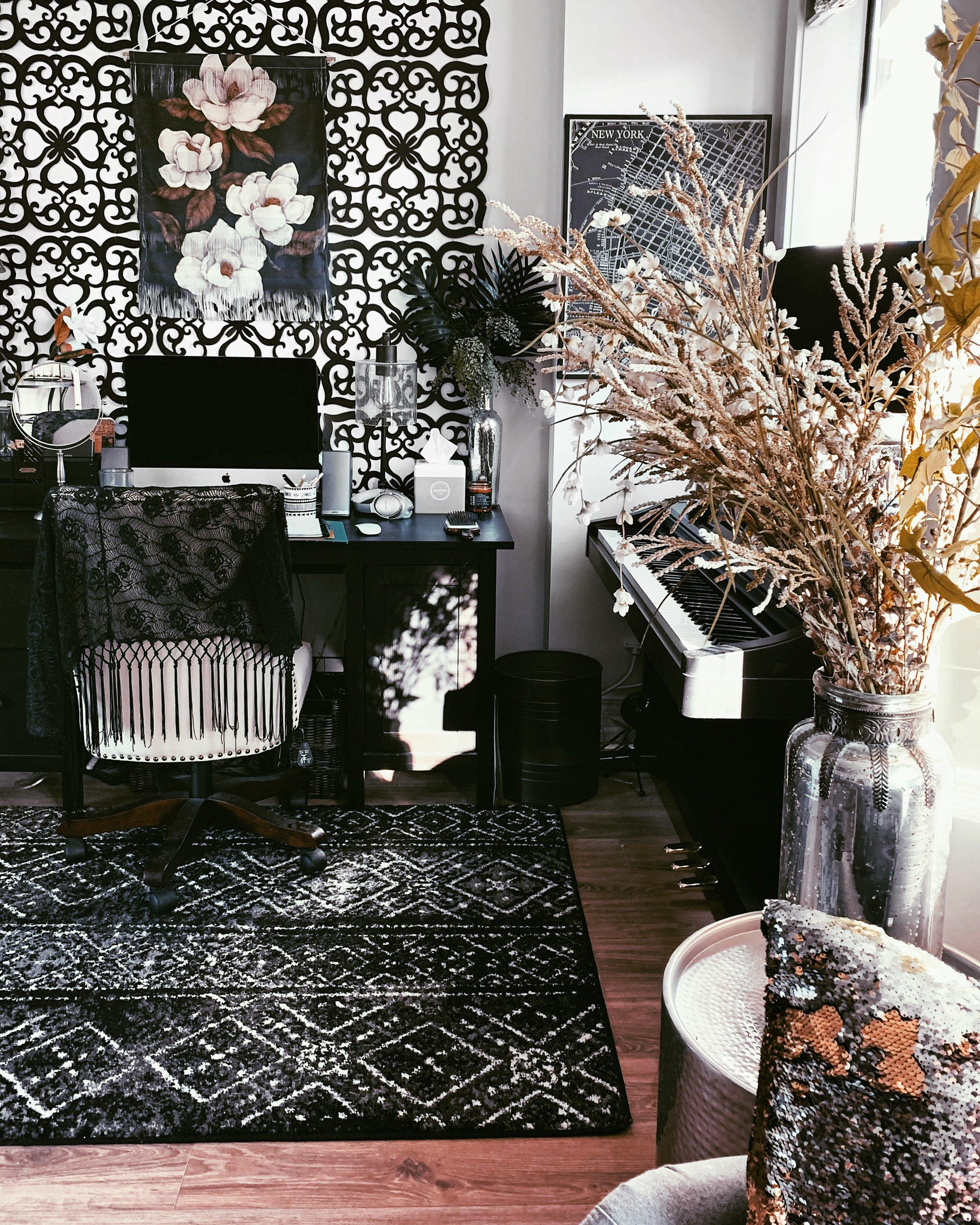 vintage style home office.JPG