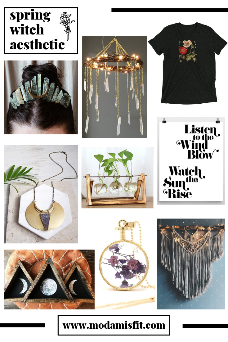 Season Of The Witch 8 Low Key Ways To Wear The Witch Aesthetic Moda Misfit