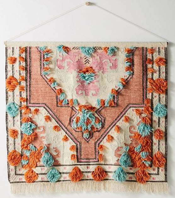 Milla Wall Hanging - Anthropologie