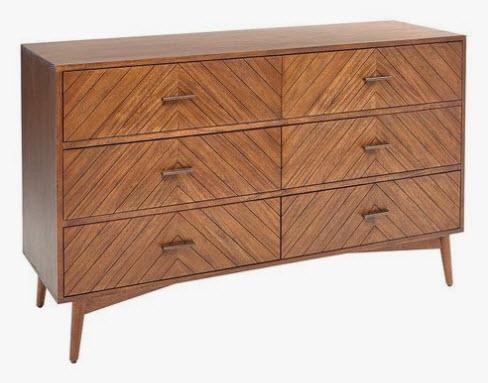 Ezra 6-Drawer Dresser - Pier 1