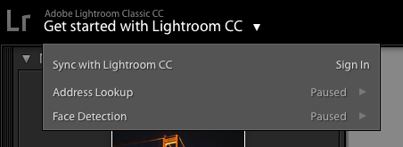 lightroom cc running slow