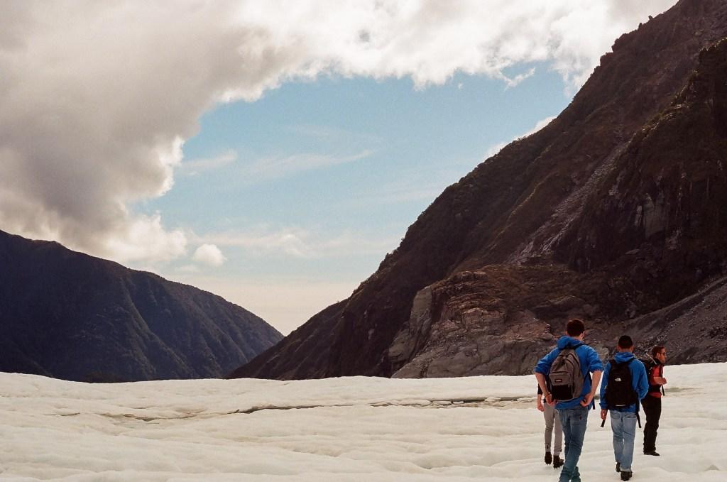 Franz Josef Glacier Hike, New Zealand South Island