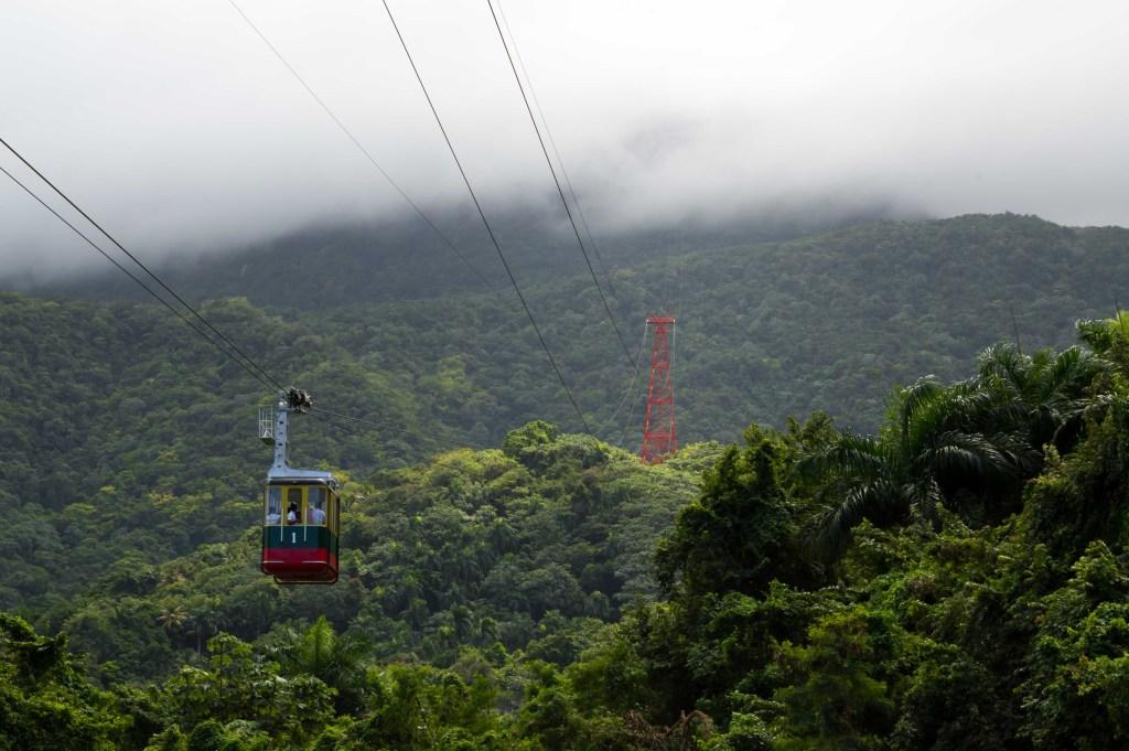 cable car dominican republic