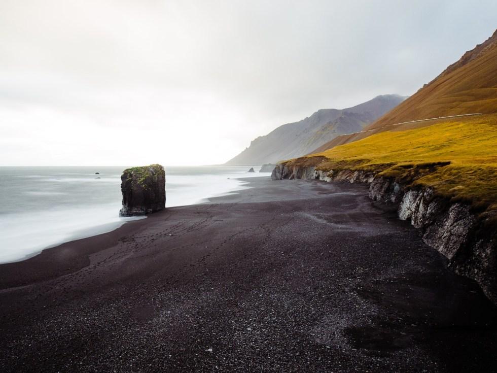 Along the drive to Stöðvarfjörður