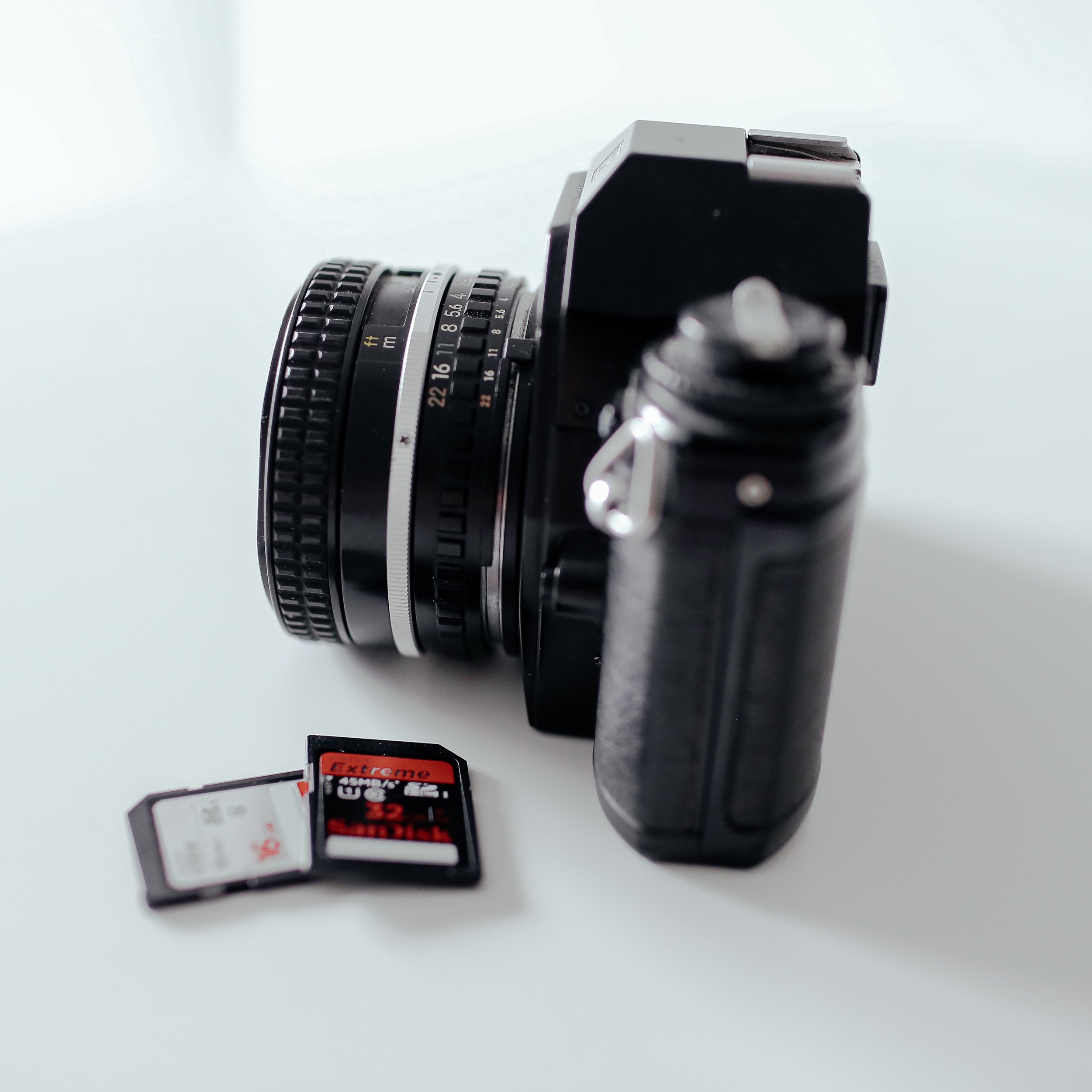 Canon DSLR SD Cards Corrupt Files Data Recovery