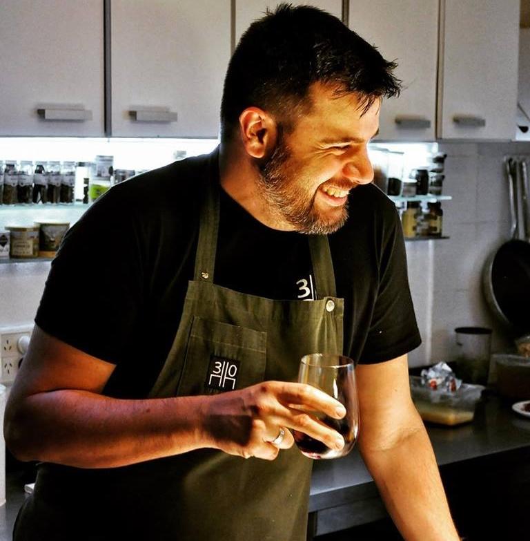 Portillo Sauvignon Blanc - Ezequiel Gallardo, chef y dueño de 30 sillas
