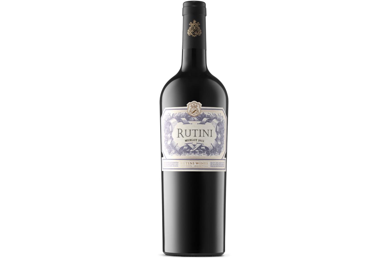 Rutini Merlot - Bodega: RutiniVariedad: Merlot 100%Región: San Carlos, Mendoza
