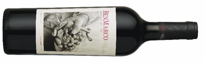 Benmarco Plata Malbec 2017 de Susana Balbo Wines -