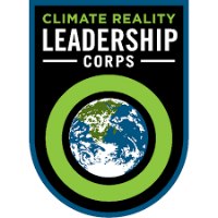 Climate Reality Leader Trained in Denver 2017Trained in Los Angeles 2018 - Our mission is to catalyze a global solution to the climate crisis by making urgent action a necessity across every level of society.