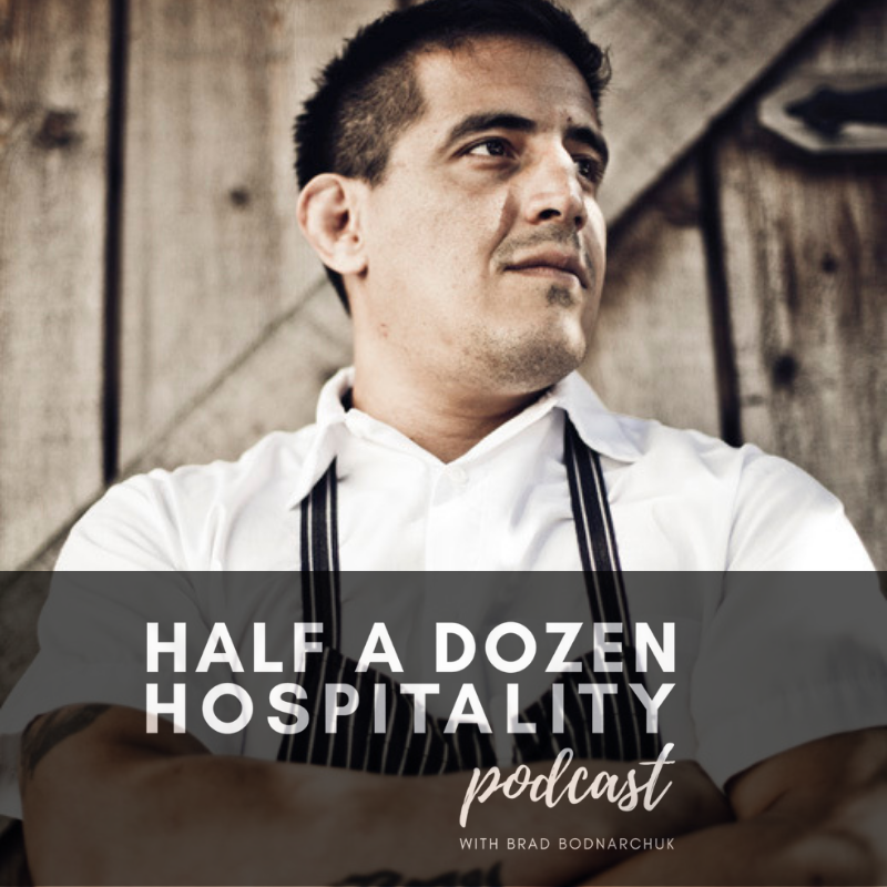 This weeks guest is talented Chef Jefferson Alvarez