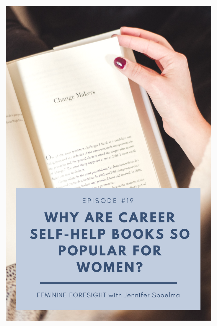 Why Are Career Self-Help Books So Popular for Women?