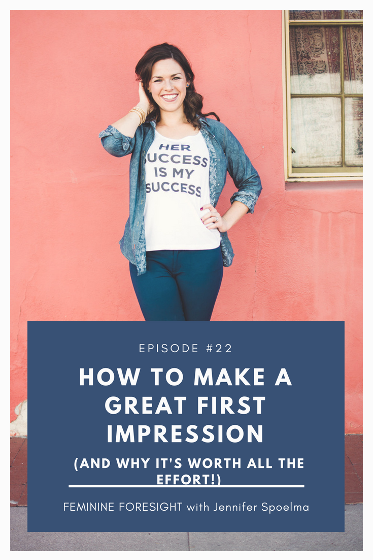 Why Making a Good First Impression Is Worth All the Effort