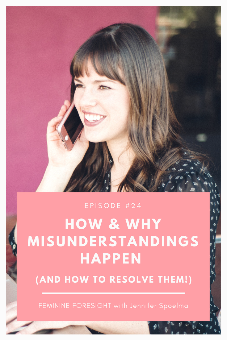 Communication Breakdown: How Misunderstandings Happen and What to Do About It | Jennifer Spoelma