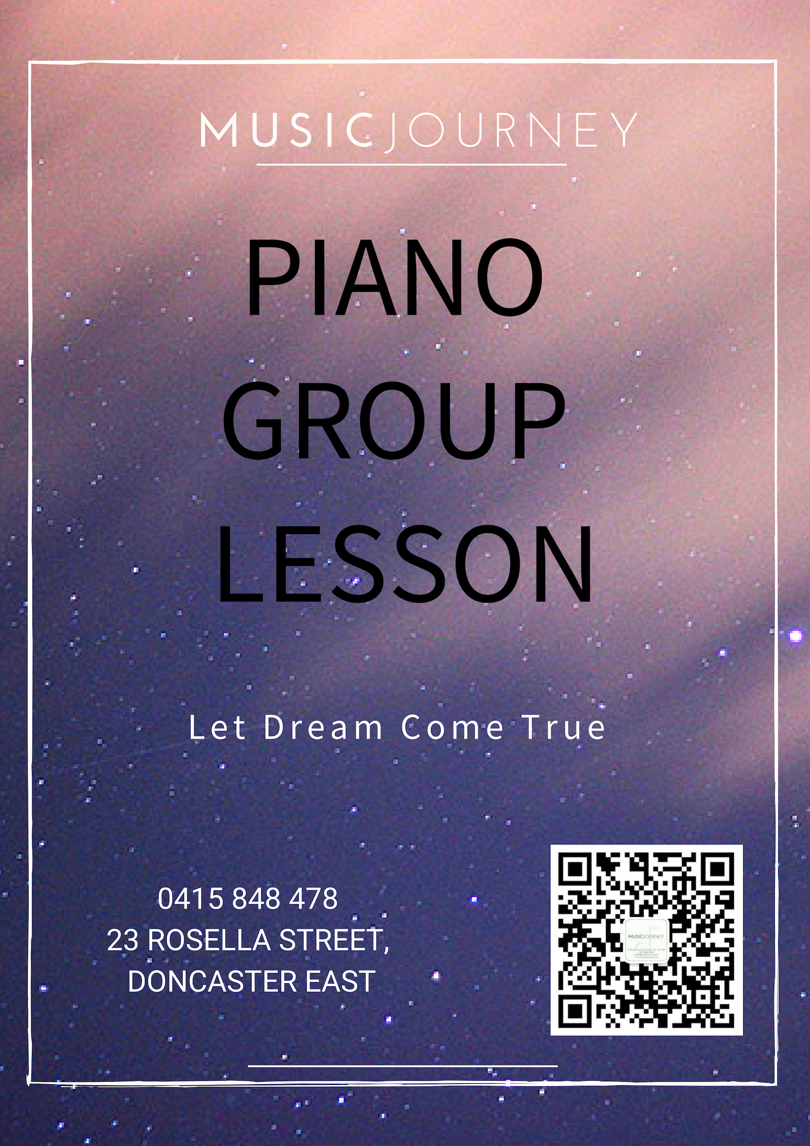 Adult Piano Group Lesson - Tuesdays, wEDNESDAYS8pm to 9